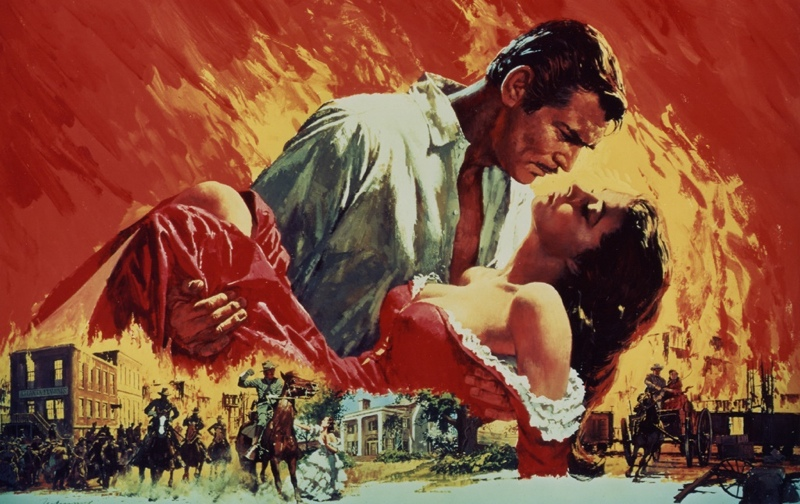 Image result for gone with the wind 600x200