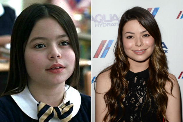 Miranda Cosgrove Now And Then
