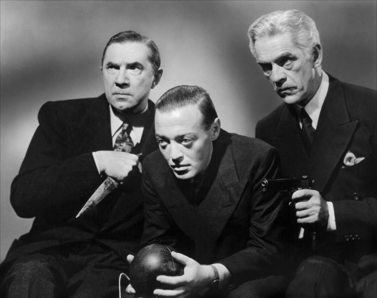 CinemaFrankenstein: Urodziny Beli Lugosiego  |Boris Karloff Bela Lugosi