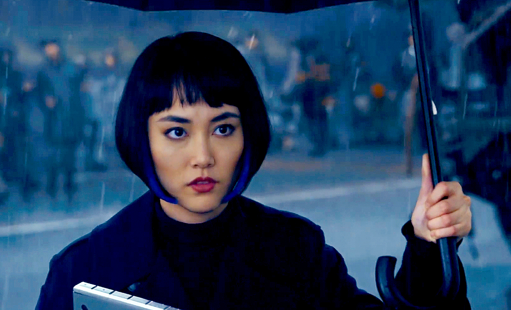 Image result for mako mori umbrella