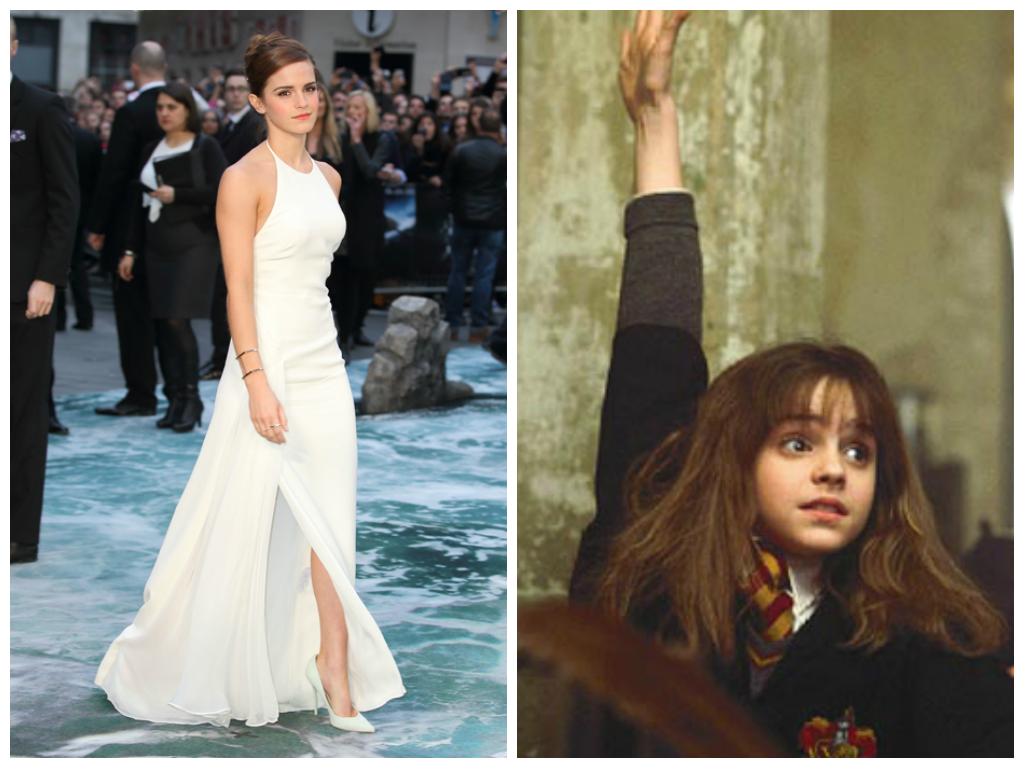 The gallery for --> Hermione Granger Now 2014