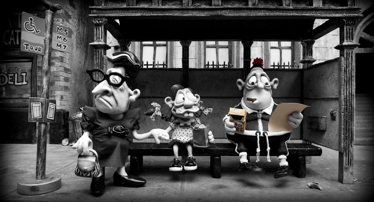 Cel Mates Mary And Max One Room With A View