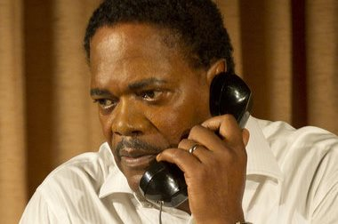Samuel L Jackson as Martin L King