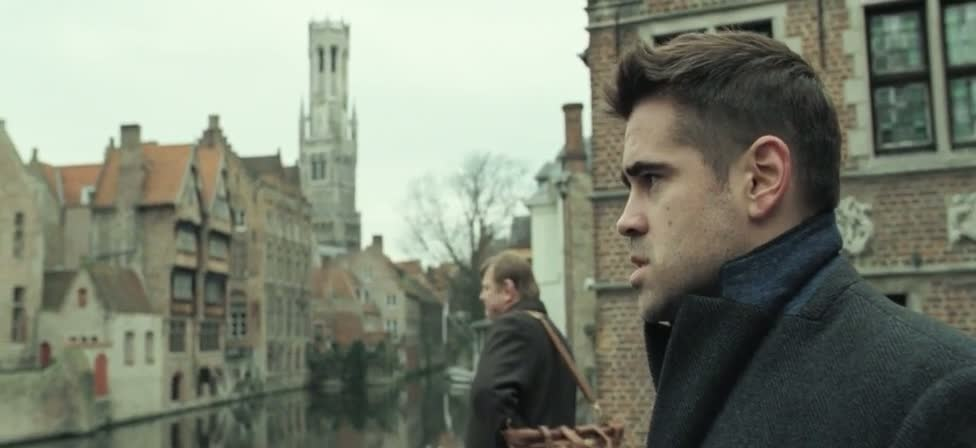 a love letter to in bruges one room a view brilliantly inventive expertly crafted and unrelentingly hilarious the film is a breath of fresh air in a stuffy and cliched genre